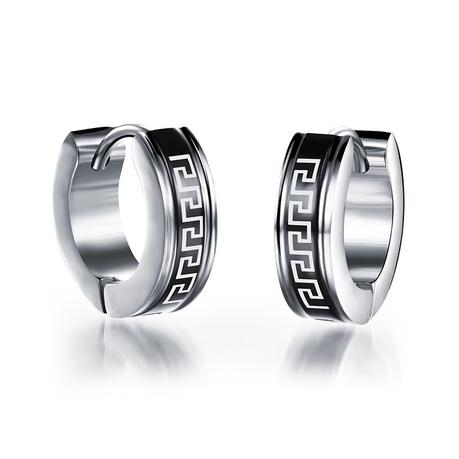 mens stud earrings