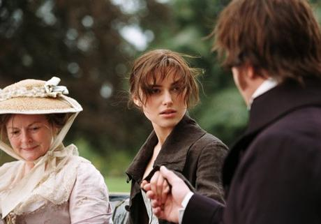 MONICA FAIRVIEW, MY TOP 3 PRIDE AND PREJUDICE MOVIE MOMENTS