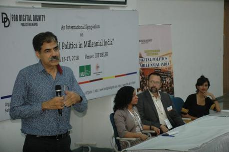 International Symposium on Digital Politics in Millennial India #4digitaldignity @4digitaldignity