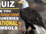 Quiz: Guess These Countries' National Symbols??
