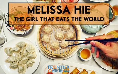 Melissa Hie: The girl that eats the world