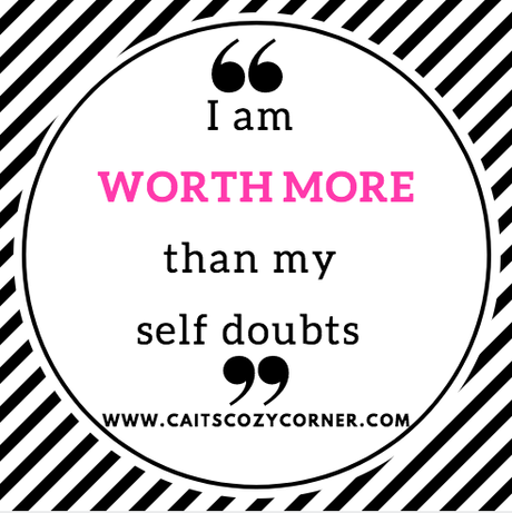 Worth More Than Self Doubt