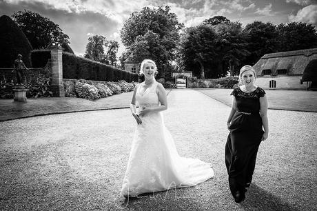 Wedding at Athelhampton House