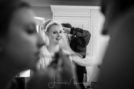 Morning Bridal Preparations