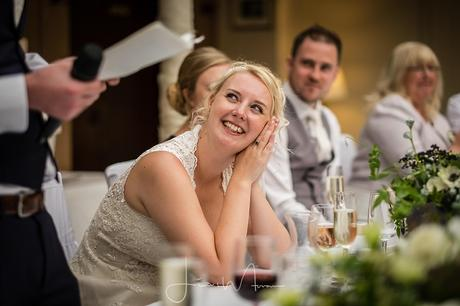 Wedding Breakfast Speeches at Athelhampton House