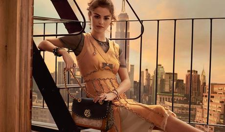 Selena Gomez Expands Coach 'Selena Grace' Collaboration To Add Clothing