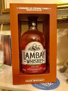 An Island Retreat:  Lambay Whiskey