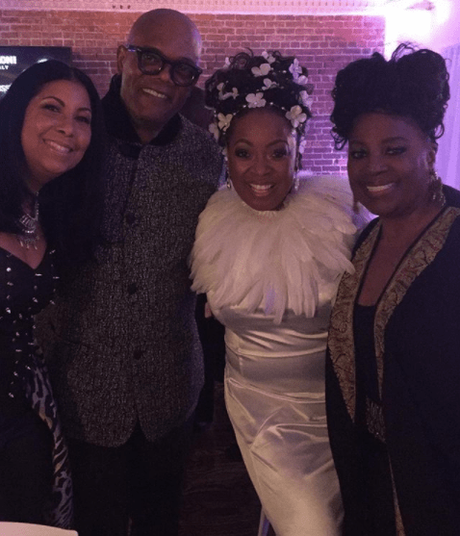 Holly Robinson Peete, Cookie Johnson & More  Attend Wearable Art Gala