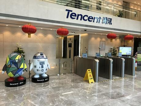 Tencent invests in Ripple XRP