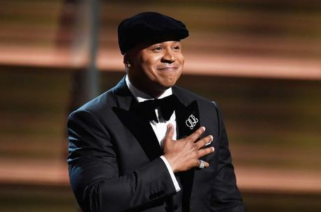 LL Cool J Receiving Humanitarian Award From The We Are Family Foundation