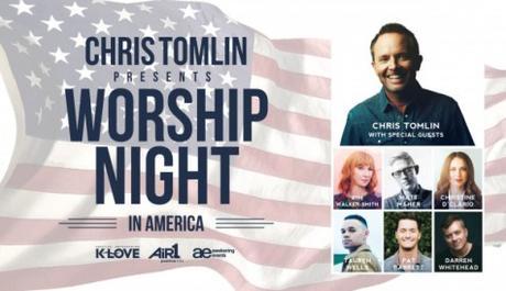 Chris Tomlin: 'Resurrection Power' Top 15 On Christian Airplay Charts