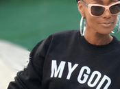 Tami Roman Gets Help From Pastor John Gray Cleaning Girl Image