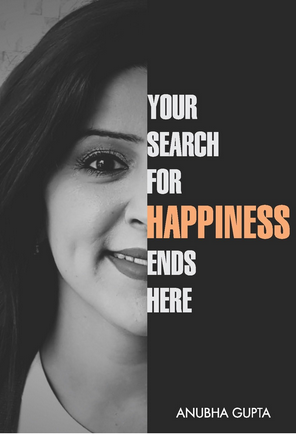 Your Search For Happiness Ends Here by Anubha Gupta #BookReview