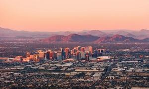 Plight of Phoenix: how long can the world's 'least sustainable' city survive? | Cities | The Guardian