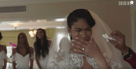 [WATCH] Chanel Iman & Sterling Shepard Wedding Video Will Have You In Tears