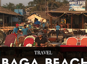 #SSUTravelogue Day1 Video Route From Thivim, Titto's Lane Nightlife Baga Beach)