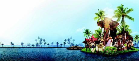 Kerala – a Vacation in the Backwaters of God's own Country