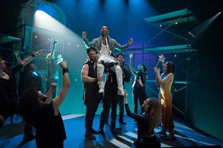 [LOOK] John Legend in 'Jesus Christ Superstar Live' On Set Photos