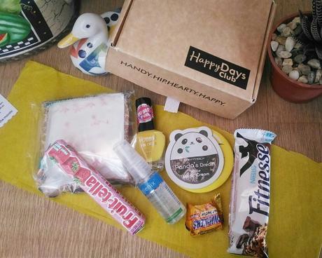 Happy Days Club Trial Box