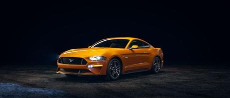 2018 FORD MUSTANG SPORTS CAR REVIEW