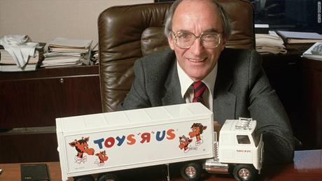 Toys R' Us Founder Charles Lazarus Dies, He Was 94