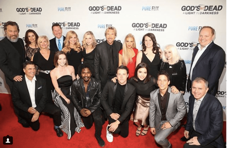 [Pics] God's Not Dead: A Light In Darkness Red Carpet Premiere