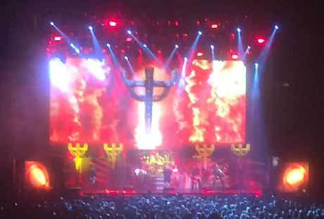 Concert Review: Evil Never Dies