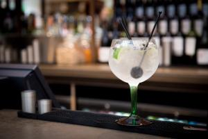 Gin Pairing Event at new Hampshire Pub
