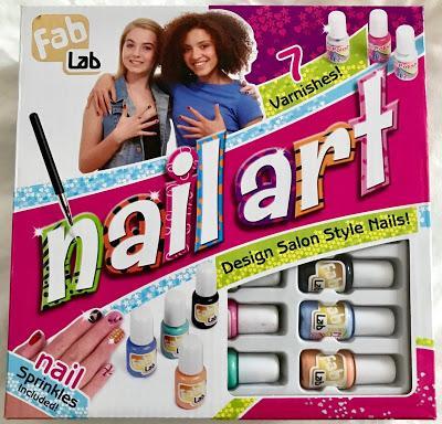 Stylish Fun with FabLab Glitter Tattoos & Nail Art