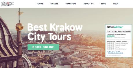 Dlaczego Kochamy Polskę: Andy From Discover Kraków