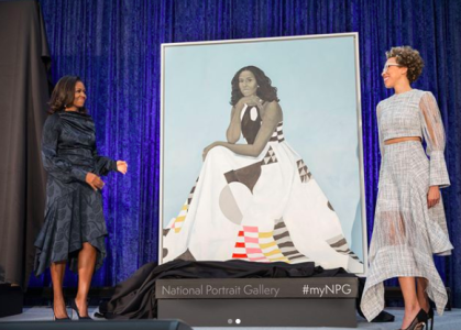 Smithsonian Moved Michelle Obama Portrait Due To High Traffic