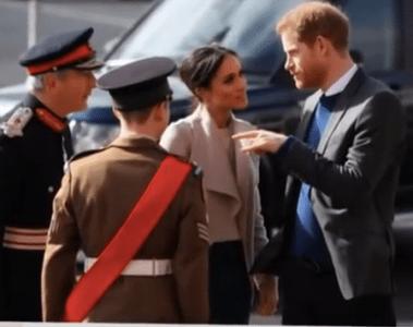 Prince Harry & Meghan Markle Surprise Royal Visit To Belfast