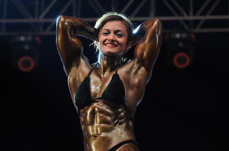 At 18, Europa Bhoumik is a badass bodybuilder!