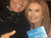 Roma Downey 'Book Butterflies' Inspired Husband Mark Burnett