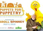 Center Puppetry Arts Will Honor Caroll Spinney, Beloved Puppeteer Sesame Street's Bird Oscar Grouch, This Year's Benefit Stage Show Dinner
