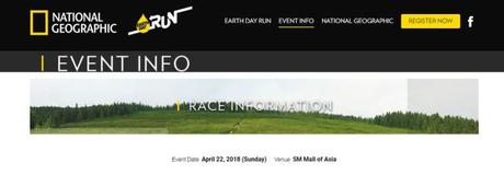 National Geographic calls on Eco Warriors for 2018 Nat Geo Earth Day Run