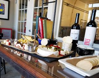 One-of-a-Kind Cheese & Wine Tasting at CalyRoad Creamery