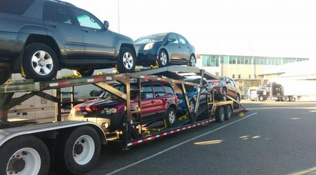 What Are The Different Components In A Car Hauler Trailer?