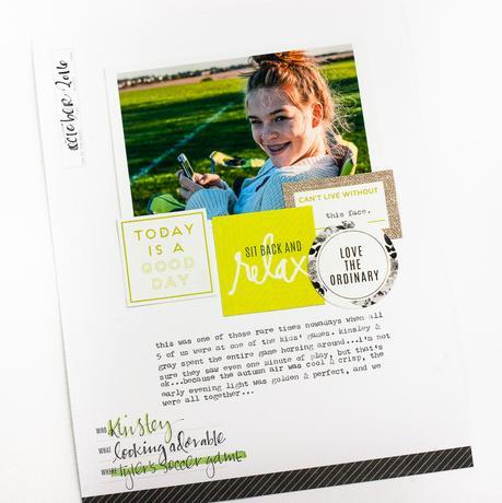 Storyline | Heidi Swapp + Michaels