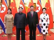 Jong Visit China