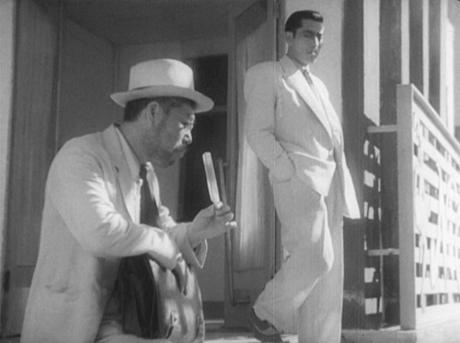 Drunken Angel: Matsunaga's White Suit