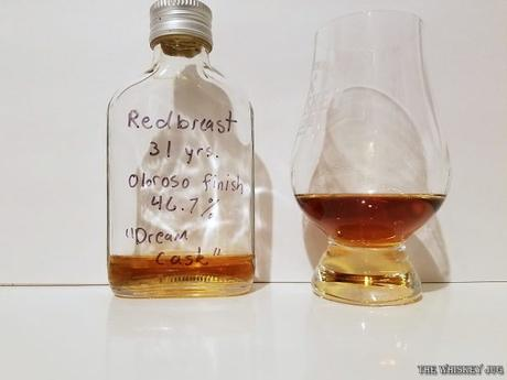 Redbreast 31 years Color