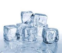 Ice cubes production