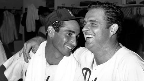 This day in baseball: Koufax and Drysdale sign