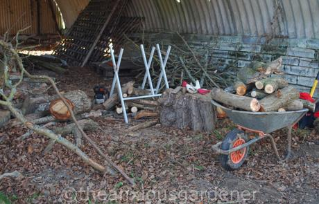 My Old Wheelbarrow