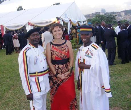 Prince David Wasajja. Baganda Royal Wedding Kampala