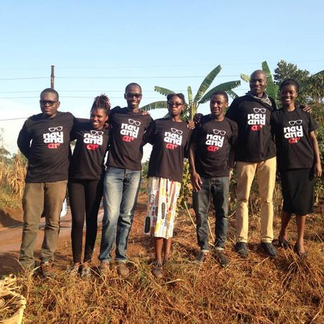 #RIPNevender. Ugandan blogging community