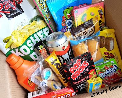 TAFFY MAIL REVIEW - US Candy Box & Discount Code!