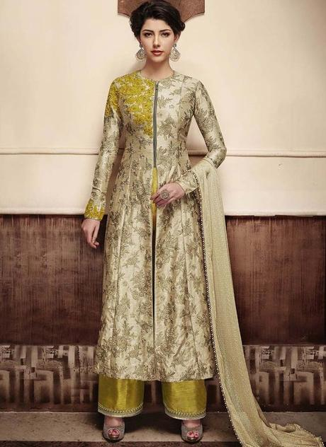 Jacket Style Salwar