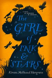 Beth And Chrissi Do Kid-Lit 2018 – MARCH READ – The Girl Of Ink And Stars by Kiran Millwood Hargrave